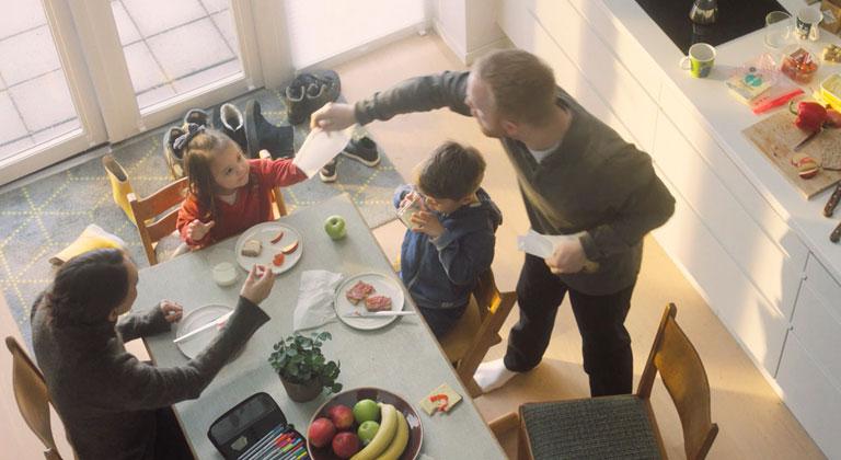 Regjeringen ville øke forbruket av fisk blant nordmenn med 20 prosent på fem år.